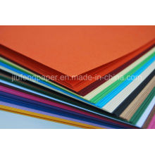 Nice 100% Wood Pulp 180g Color Paper